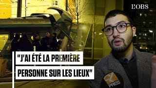 Accident de tramways à Issy-les-Moulineaux : un témoin raconte