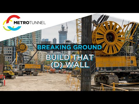 D Wall Construction at Domain