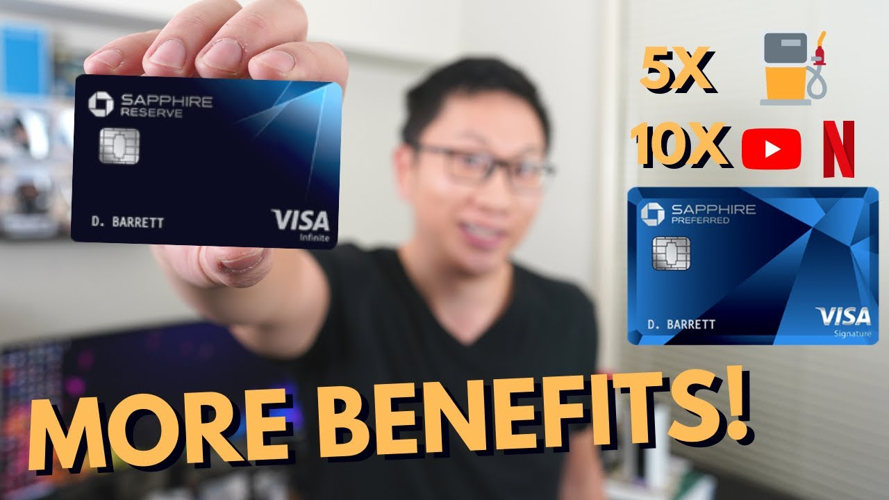 MORE Chase Sapphire Benefits + 100k Card Offers (Iberia, Aer Lingus)