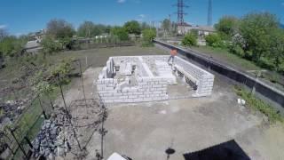 🏘 Строим гараж, день #20 Среда - на перемотке