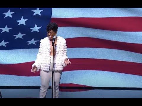 Gladys Knight Delivers Soul-Stirring National Anthem at 2021 NBA ...