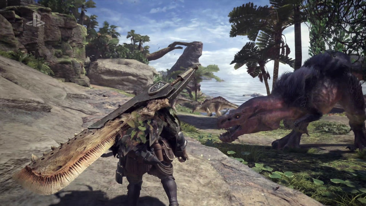 Resultado de imagen para Monster hunter world E3