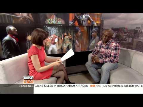 Lucian Msamati on This Day Live