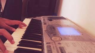 انا من انا _ باسم الكربلائي على البيانو …تعلم العزف