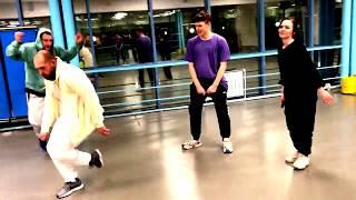 Tyga - Ayy Macarena - Dance (Hip hop and shuffle)