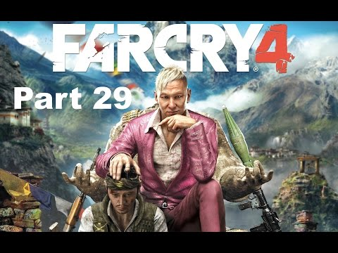 Far Cry 4 Part 29 'Take Cover' Mission 1080p