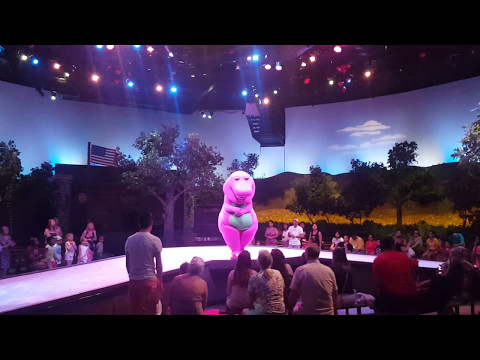 Barney's Show at Universal Studios