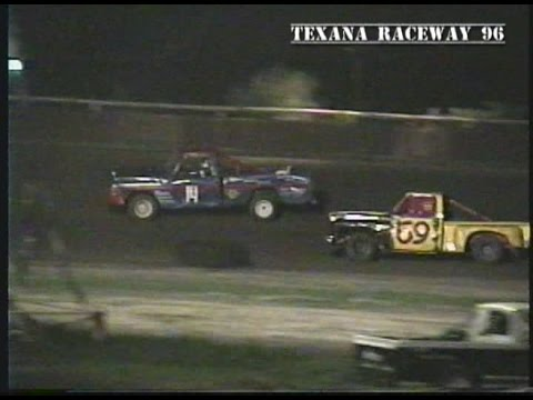 Texas Dirt | Super Trucks | Texana Raceway | 1996