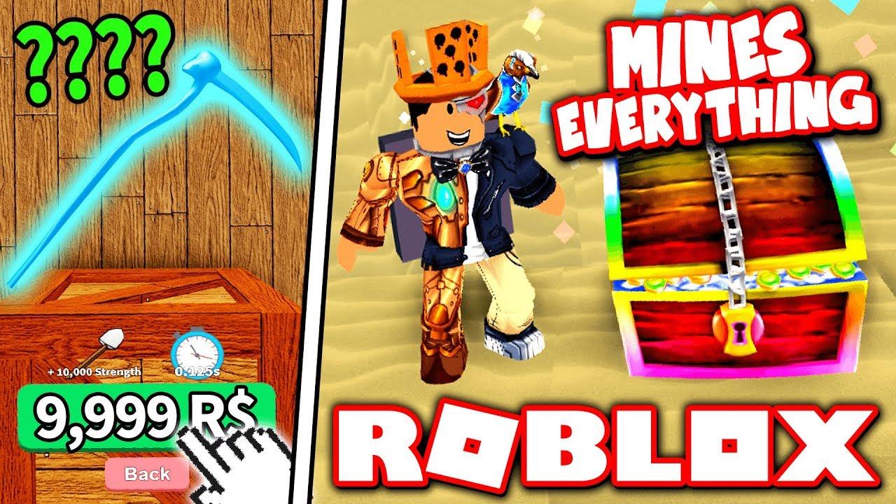 Roblox Treasure Hunt Simulator Videos - I Got The Best Tool In This Old Simulator Return Of Treasure Hunt Simulator Roblox