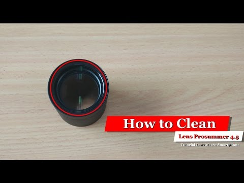 How to Clean A Lens Prosummer