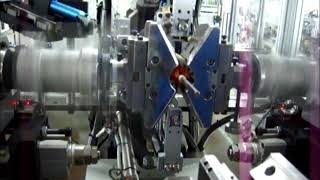 Automatic Armature winder WIND-STR Wind Automation