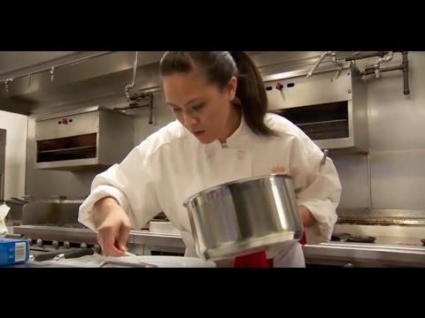 How To Make Garlic Edamame | Sally Yu | The Big Time