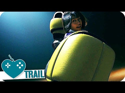ARMS Trailer (2017)