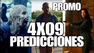 Fear The Walking Dead 4X09 Promo Español. Análisis y Predicciones.