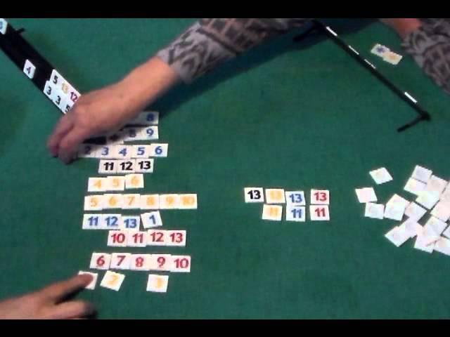 Burakito Burako Infantil Spanish Board Game Juego Mesa Espanol Canasta Rummy