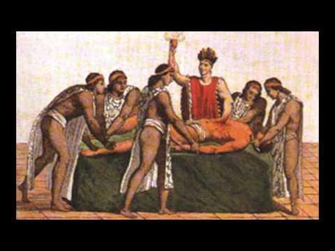The Enigma of Aztec Sacrifice