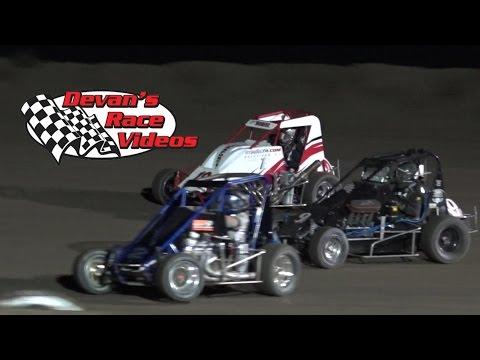 August 29, 2015 | RMMRA Midget A-Main | I-76 Speedway