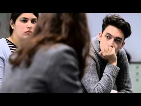 Bilkent Üniversitesi Fizik Bölümü Tanıtım Video 1