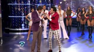 Showmatch 2012 - Martín Bossi imitó a Mariano Iúdica
