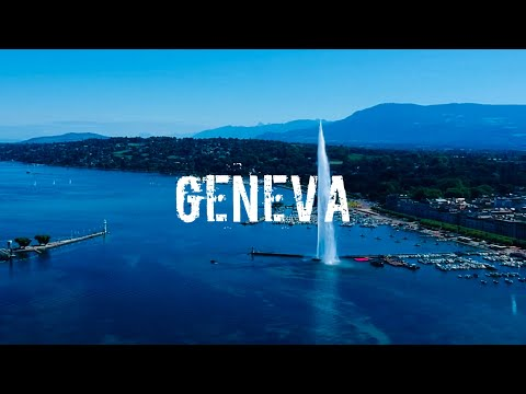 Geneva City Tour / Switzerland (HD)