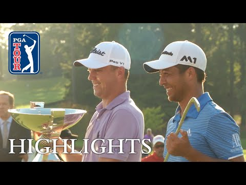 Highlights   Round 4   TOUR Championship