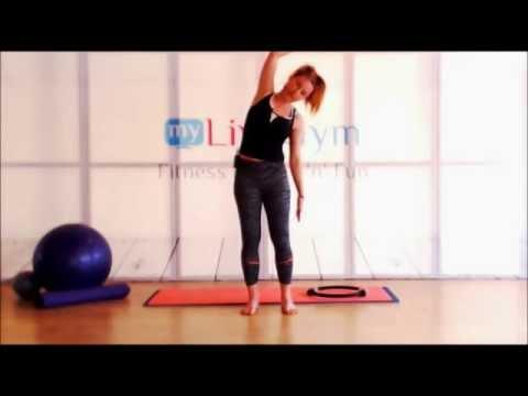 Ασκήσεις pilates στο σπίτι Κάνε πιλάτες με ή χωρίς εξοπλισμό εύκολα στο σπίτι