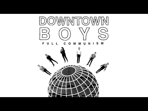 Downtown Boys - Future Police (Official Audio)