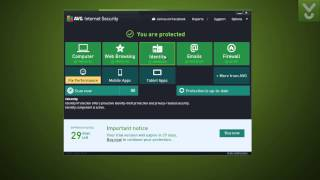 AVG Antivirus Free 2014 - Protect your PC from viruses and malware - Download Video Previews