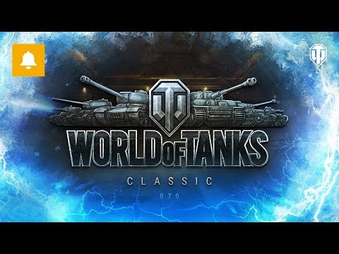 Good Old Tanks: WoT Classic 0.7.0