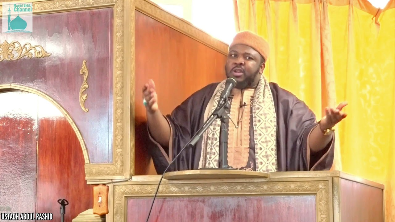 Download INCREASING OUR IMAN [FAITH] || USTADH ABDUL RASHID
