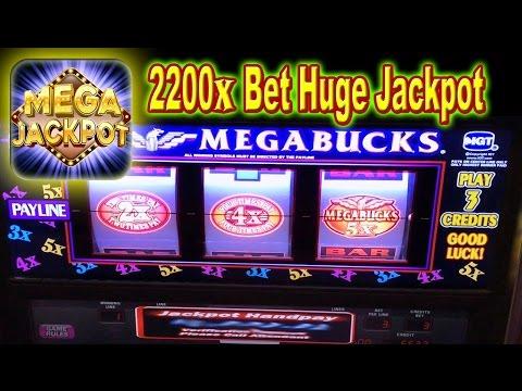 ★ MEGA JACKPOT 2200x BET ★ HIGH LIMIT SLOT MACHINE