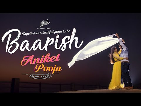 Baarish  Half Girlfriend  Aniket & Pooja  Cover  Singh's Unplugged Video  Sharad Shinde