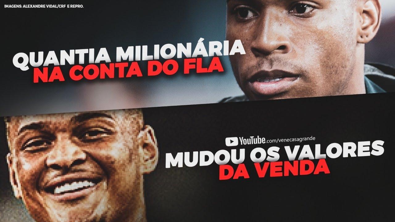 Fulham MUDA OFERTA por Muniz e MELHORA condições ao Flamengo! Volante rende R$ 12 milhões ao Fla