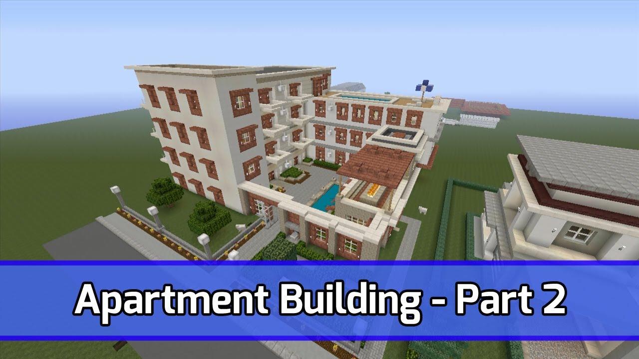 Minecraft Build City Part