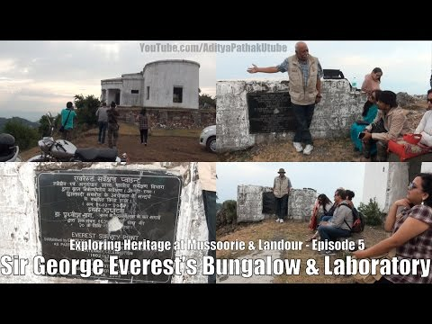 George Everest's House and Lab (Park Estate) Mussoorie - ML1E05