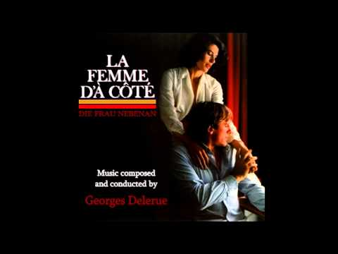 La femme d'à côté (1981) Soundtrack by Georges Delerue