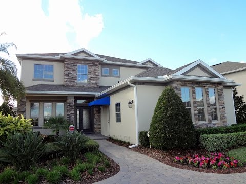 Orlando New Homes - Woodland Park by Taylor Morrison - Hillsdale Model