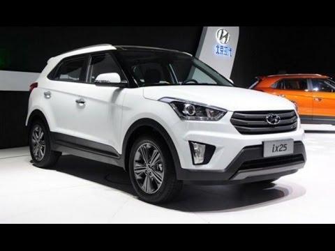 2017 Hyundai Ix25 Review Youtube
