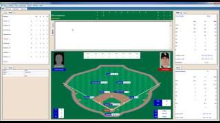 diamond mind baseball 2015 la angels game 133 vs oakland