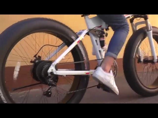 Berlin Electric Bikes - Jupiter 2 Electric Bicycle