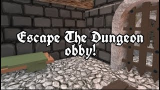 Escape The Dungeon Obby! -Roblox [Deutsch]