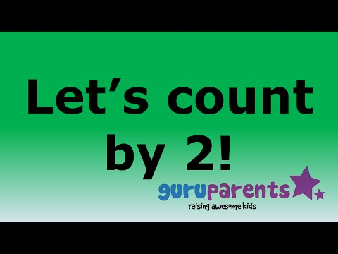 Learn To Count By 2s