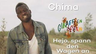 Gambar cover Giraffenaffen 1: Chima - Hejo, spann den Wagen an