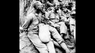 The Bataan Death March and Camps