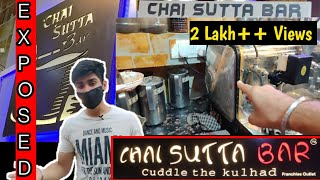 Chai Sutta Bar Exposed  How is Chai Made Inside Cafe  Indore VS Mumbai  Story of 22 Years Old Boy