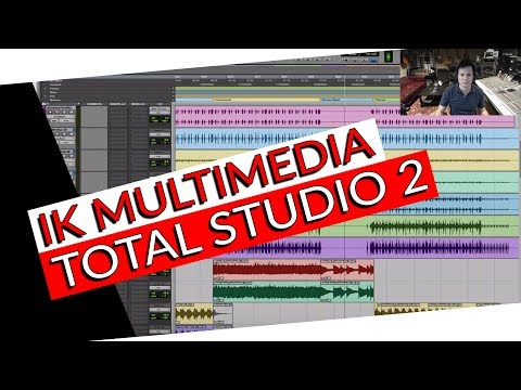 IK Multimedia Live Stream (Total Studio 2 Max bundles Giveaway)- Warren Huart: Produce Like A Pro