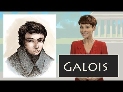 Galois: Biografie eines großen Denkers