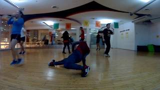 Shaun Frank Bon Appetit Dance Choreography