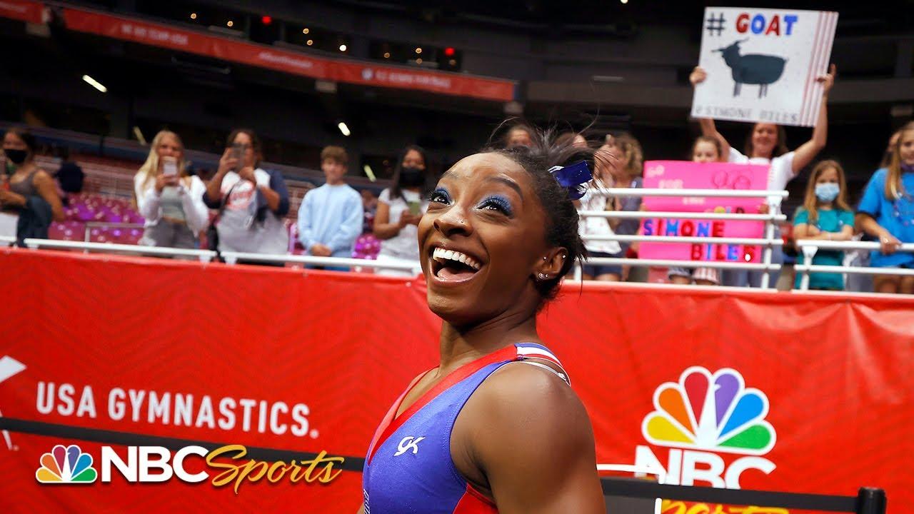 USA Gymnastics Olympic Trials 2021: Live stream, start time, TV ...