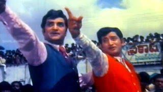 Devudu Chesina Video Song    Devudu Chesina Manushulu Movie    NTR, Krishna, Jamuna